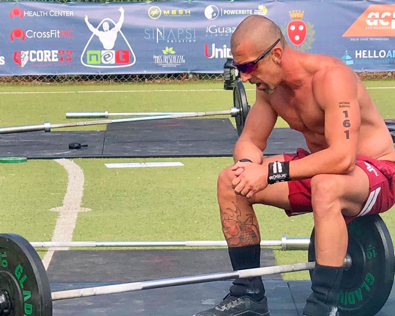 Southern Warriors is back // CrossFit Competition